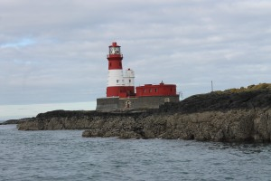 Longstone lighthouse in the Farne Islands