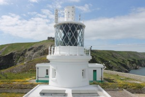 Lundy south lighthouse
