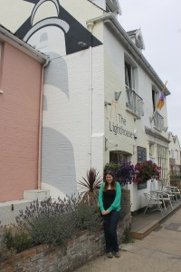 The Lighthouse in Aldeburgh