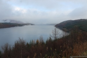 A view across Loch Carron