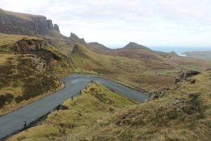 The amazing Quiraing