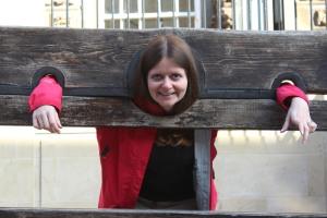 Fun at Crumlin Road Gaol