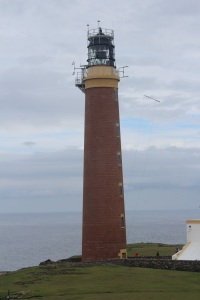 The lighthouse at the Butt of Lewis