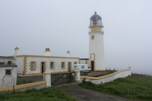 Tiumpan Head lighthouse