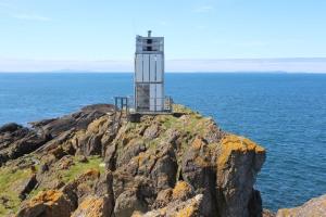 Eilean an Naoimh lighthouse