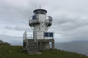 Eigg lighthouse