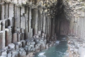 Fingal's Cave on Staffa