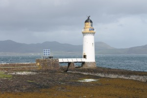 Rubha nan Gall lighthouse