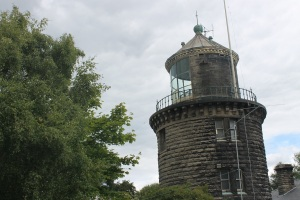 The Bidston Hill lighthouse