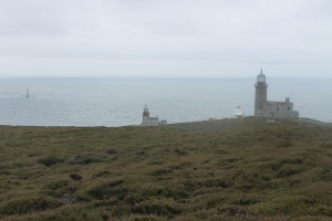 The four lighthouses