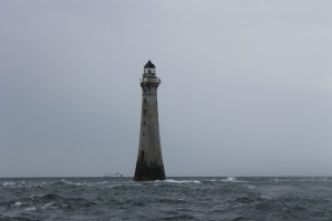 Chicken Rock lighthouse