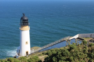 Maughold Head lighthouse