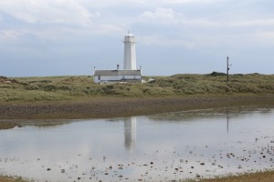 Isle of Walney lighthouse