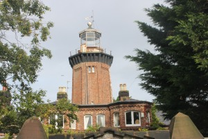 Hoylake lighthouse