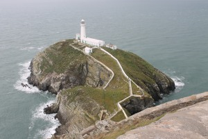 South Stack - it would have been rude not to visit