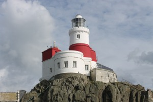 The Skerries lighthouse