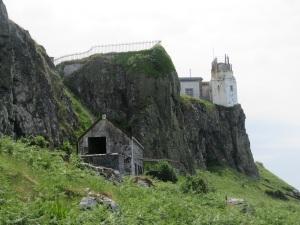 Little Cumbrae beacon