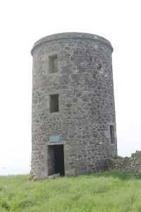 Little Cumbrae old lighthouse
