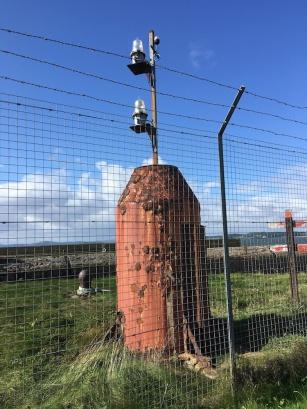 Burntisland inner pier