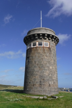 Hynish signal tower