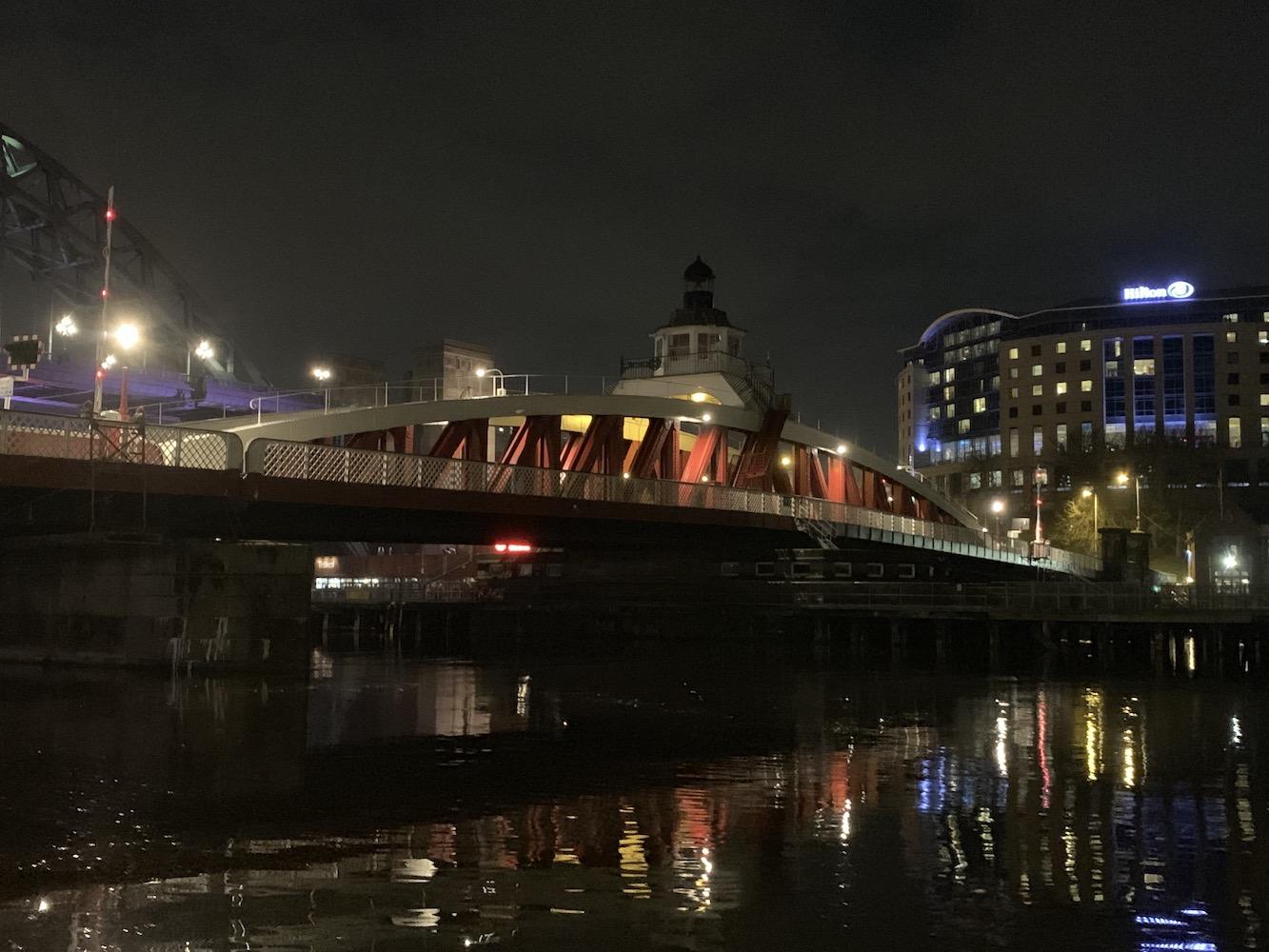 Tyne Swing Bridge