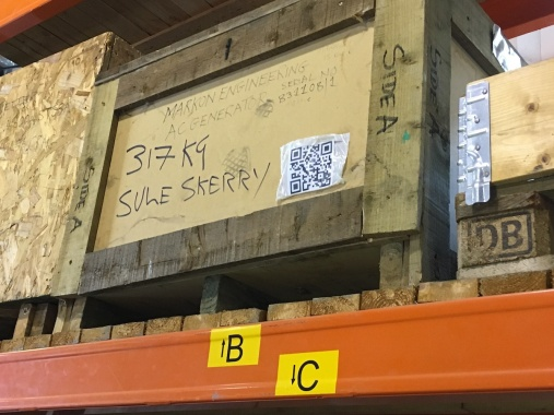 Storage Sule Skerry