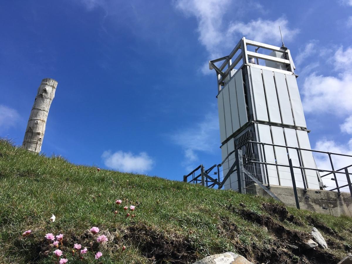 Ness of Sound lighthouse