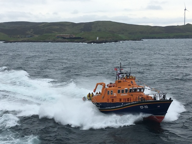 Rova Head and Lifeboat