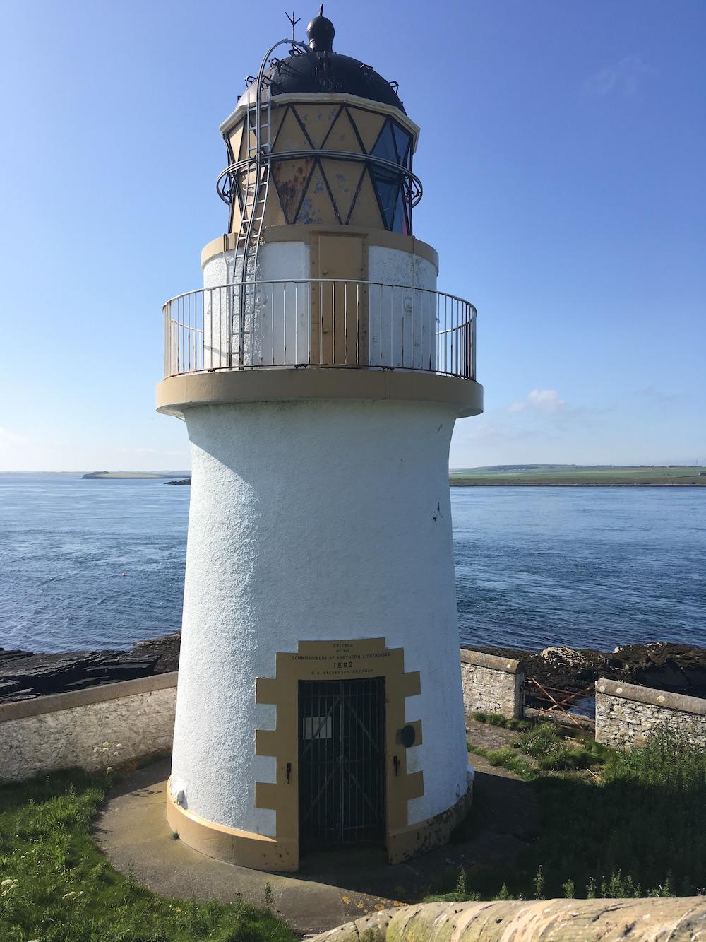 Helliar Holm on island