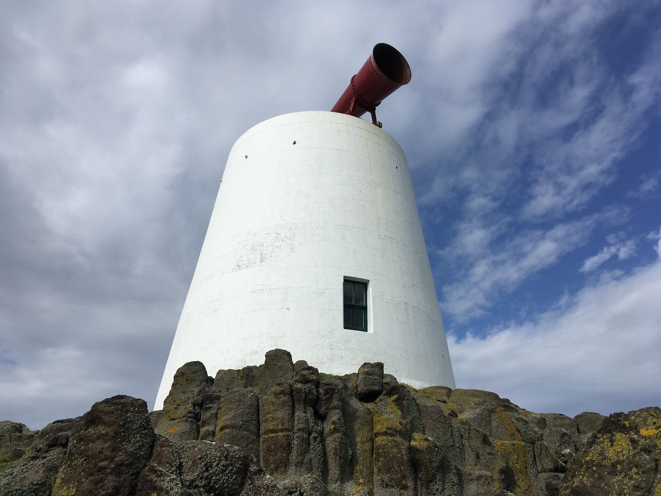 Isle of May foghorn
