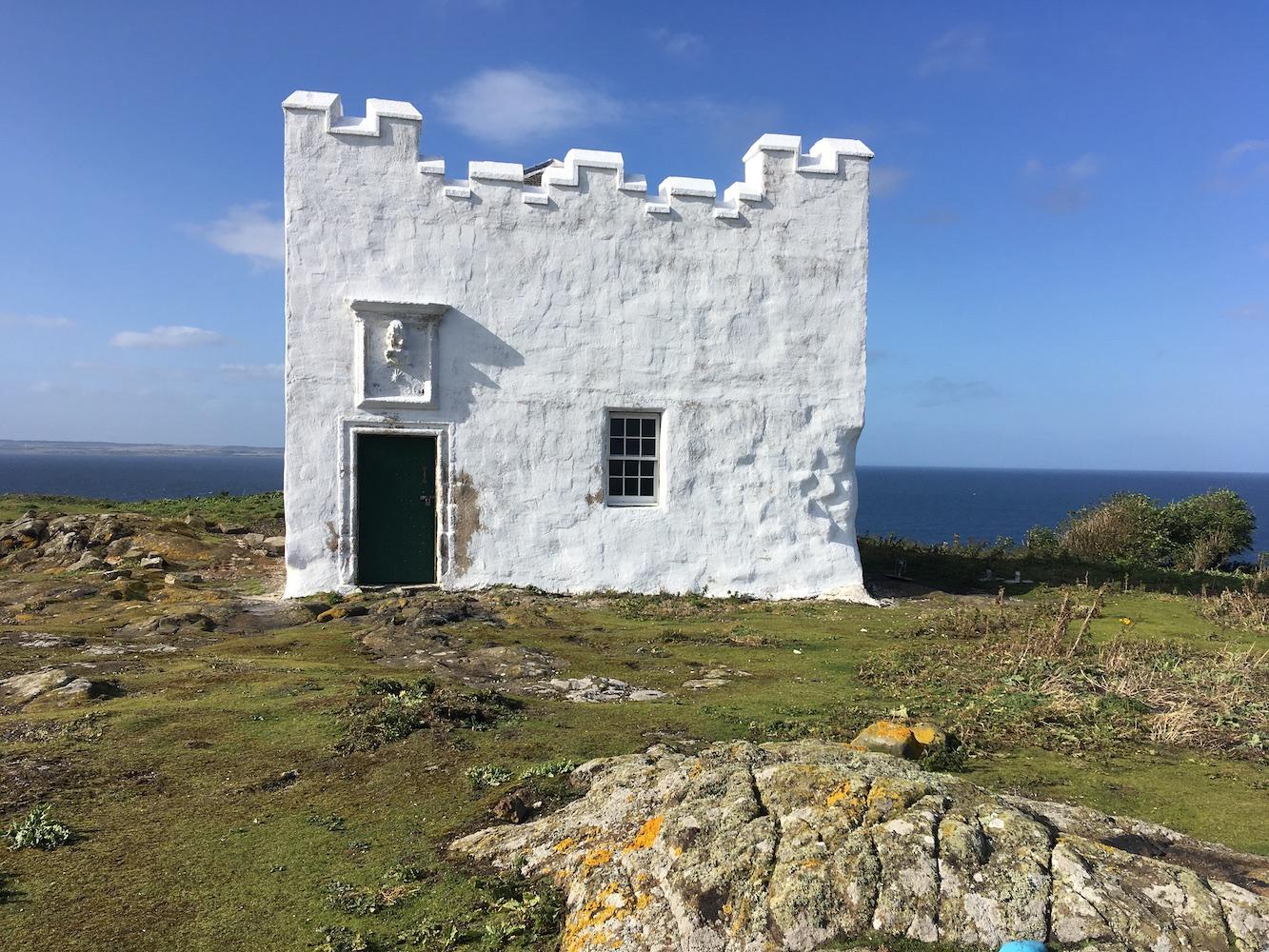 Isle of May old