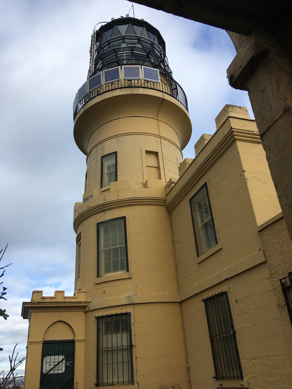 Inchkeith lighthouse