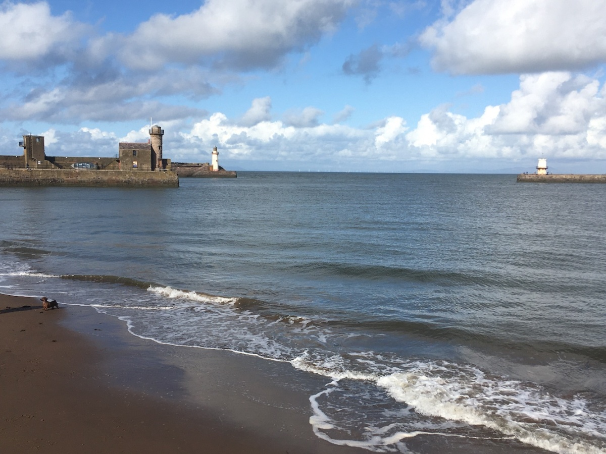 Whitehaven lighthouses