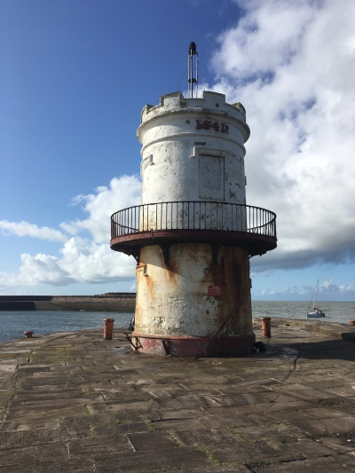 Whitehaven North Pier