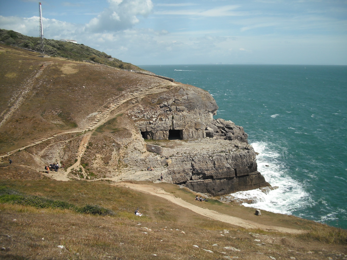 Durlston view from lighthouse